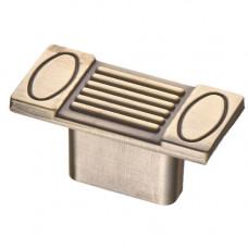 Ручка-кнопка RK-017 бронза