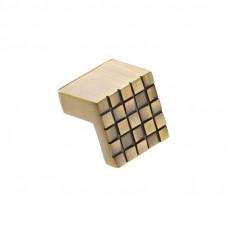 Ручка-кнопка RK-019 бронза