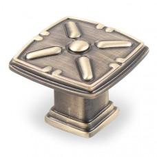 Ручка-кнопка RK-034 бронза