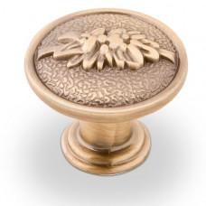 Ручка-кнопка RK-001 бронза