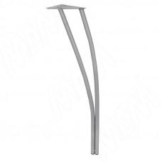 Опора для стола LS20/715 (алюминий матовый)