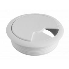GTV Кабель-канал FI-60 пластик, белый, PM-PLFI60-10
