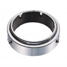 Крепежное кольцо d 50мм хром STK102