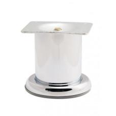 Опора цилиндрическая GIFF Pilar 50/100 хром