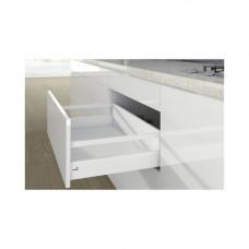 Комплект короба ArciTech с релингом, с соед.зад.стенки, NL450, H186/94, белый