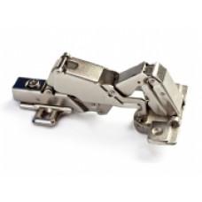 Петля GIFF 165 накладная с доводчиком Clip-on d=35 H=0 никель