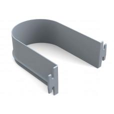 Ограничитель Mesan для сифона U-образный 160 мм пластик