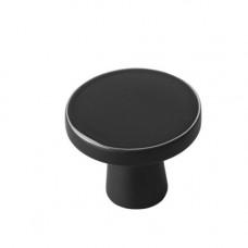 SETE Ручка-кнопка 167,черная, RM-16701-20