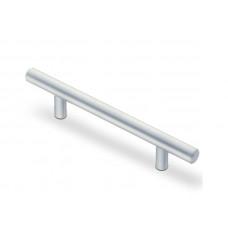 Ручка-рейлинг 12мм R-3020 128мм матовый хром