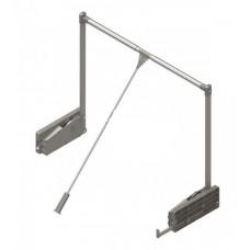 S-6013-1 Пантограф (600-900х140х850мм) серый/хром Нагрузка-10кг