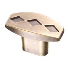 Ручка-кнопка RK-023 античная бронза