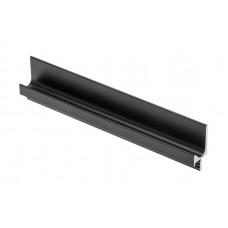 GTV Профиль набивной L 3,5м черный матовый PA-0242-35-50-20M