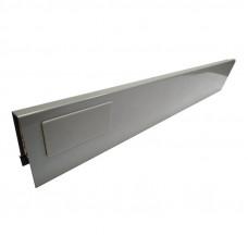 Двухстенные металлическ. боковины ящика DRAGON-BOX L=400мм,H=84.5мм, БЕЛЫЙ DTC